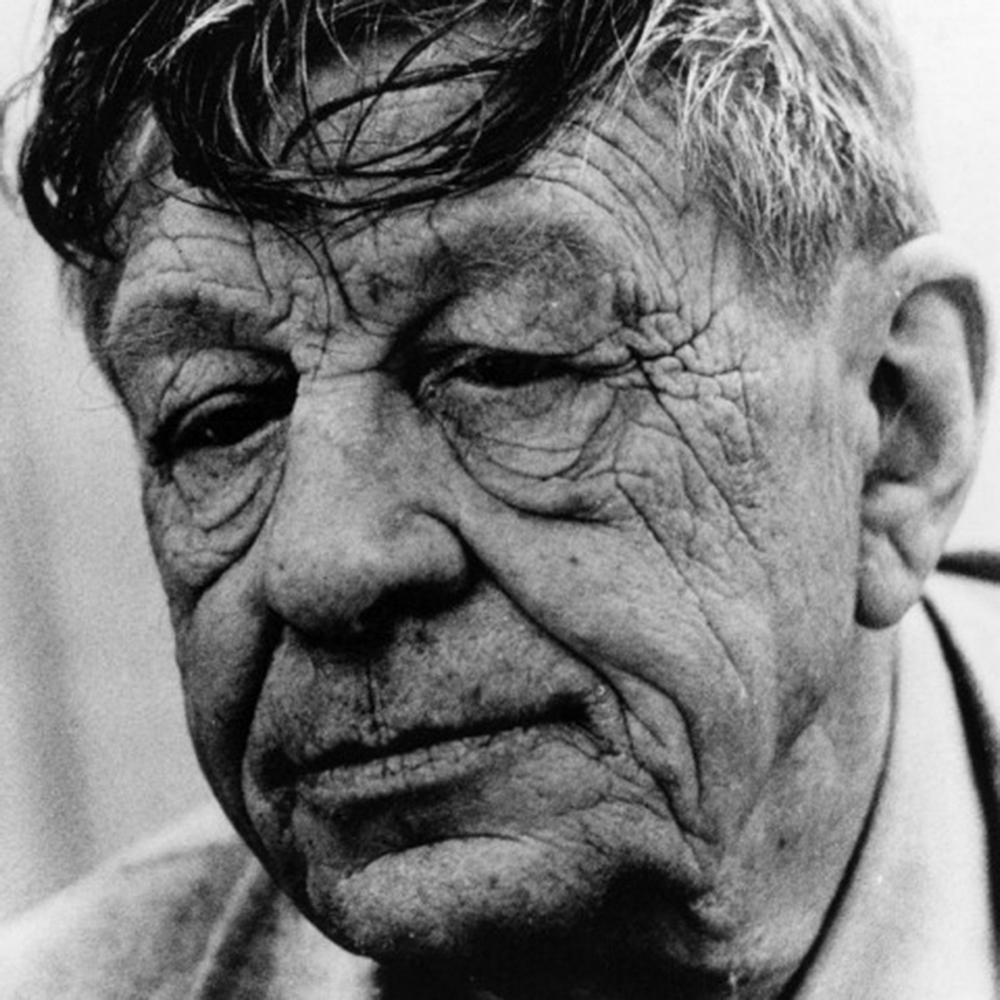W H Auden Poet 1969